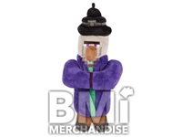 MINECRAFT 14INCH WITCH PLUSH