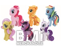 11IN MY LITTLE PONY PLUSH ASSORTMENT