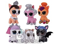 8 - 10INCH LOL SURPRISE! PETS ASSORTED PLUSH