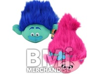 "TROLLS 6"" PLUSH FUZZBIES ASSORTMENT"
