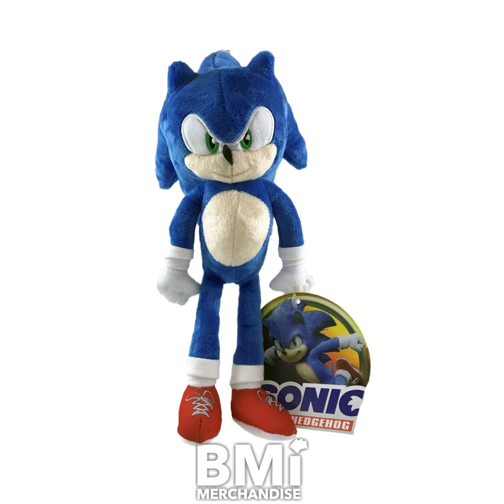 Top Ten Floo Y Wong Artist Sonic Movie Plush