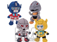 144PC MIX 7IN PLUSH 20% TRANSFORMERS KAWAII PLUSH CRANE KIT