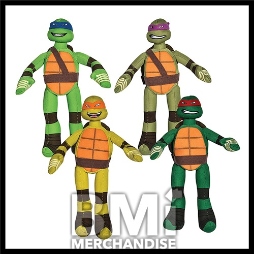 Crane Tmnt Toys : Pc mix teenage mutant ninja turtles plush crane kit
