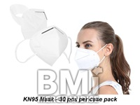 30PC KN95 ADULT FACE MASK