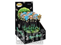 RICK AND MORTY PEN TOPPER ASST.