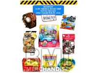 NOVELTY MIDDLE ROAD TRIP KIT - 12 PC