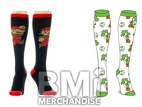 SUPER MARIO SOCKS ASST