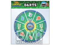 FOOTBALL VELCRO DART GAME