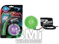 NIGHT ZONE LIGHT UP REBOUND BALL