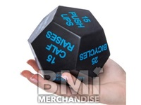 WORKOUT FOAM DICE