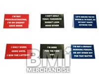 4.5INCH NOVELTY DESK SIGNS