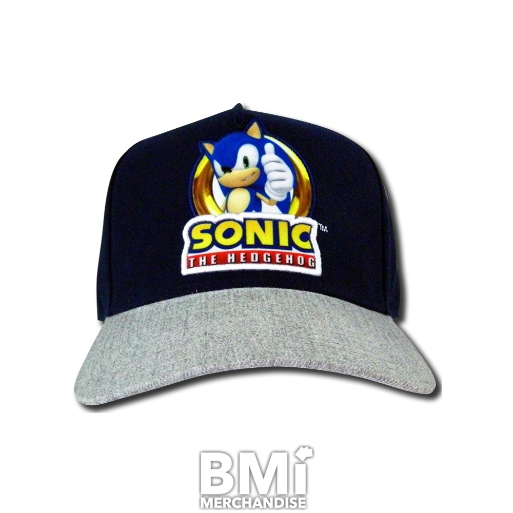 Sonic The Hedgehog Hat