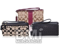 COACH SIGNATURE WRISTLET - STRAPPED