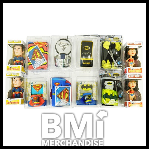12PC SUPER HERO STRAPPED PRIZE PACK