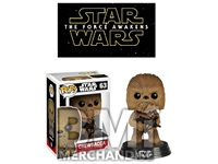 STAR WARS EP7 CHEWBACCA POP BOBBLEHEAD