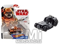 STAR WARS HOT WHEELS CHARACTER CARS