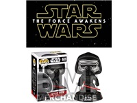 STAR WARS EP7 KYLO REN POP BOBBLEHEAD - STRAPPED