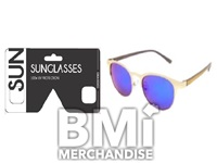 ASSORTED FASHION SUNGLASSES