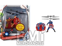 AVENGERS IR FLYING FIGURE