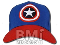 CAPTAIN AMERICA EMBROIDERED HAT