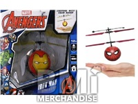 MARVEL AVENGERS IR UFO BALL HELICOPTER