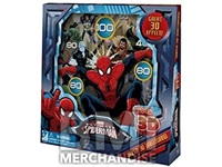 SPIDERMAN 3D MAGNETIC DART BOARD GAME