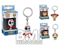 TOY STORY POCKET POP KEYCHAIN