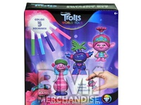 TROLLS2 COLOR YOUR OWN SQUISHY KIT