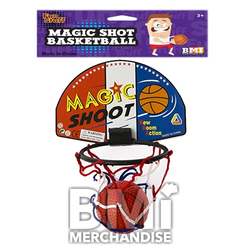 5.5IN MAGIC SHOT BASKETBALL SET