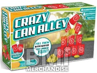 CRAZY CAN ALLEY GAME