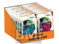 CRYSTAL GROWING KIT ASST