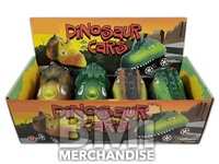 6INCH GIANT DINOSAUR CAR ASSORTMENT