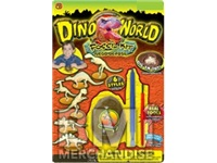 DINO WORLD FOSSIL KIT