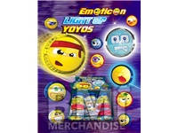 EMOJI LIGHT UP YOYO