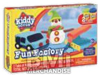 FUN FACTORY MODELING PLAY SET