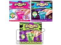 GOOZOOKA SLIME KIT ASSORTMENT