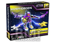 5 IN 1 MORPHDROIDS BUILDING SET