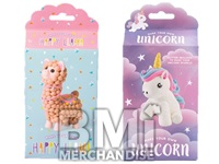 MAKE YOUR OWN UNICORN AND LLAMA  ASST