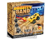 GRAVITY SAND MONSTER TRUCK RALLY SET