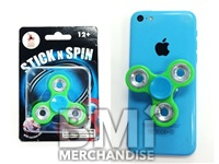 SUCTION CUP SPINNER