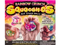 SQUOOSH-OS DIY STRESS BALL ASSORTMENT