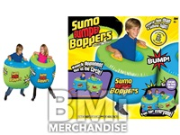 INFLATABLE SUMO BUMPER BOPPERS