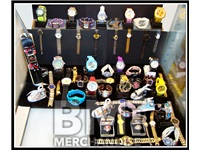 WATCH MIX FOR TREASURE CRANE - 50 PCS