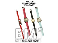 LADIES LEATHER WATCH ASSORTMENT