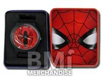 SPIDERMAN WATCH IN TIN GIFT BOX
