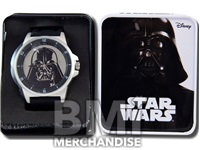 STAR WARS  WATCH IN TIN GIFT BOX