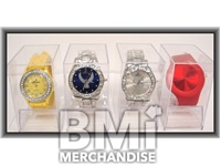 WHISTLE STOP FANCY WATCH MIX - 12 PC