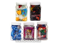 WHISTLE STOP LARGE JARS MIX - 12 PC