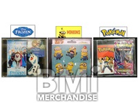 24PC LICENSED MERCHANDISE IN CD CASE ASSORTMENTS