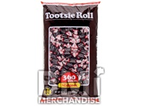 TOOTSIE ROLL MIDGEES 360PC BAG